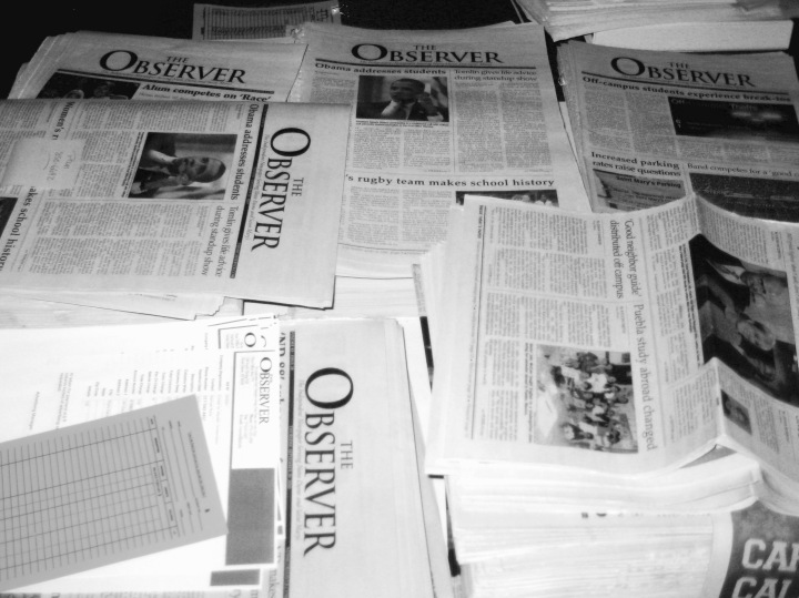 Lessons learned from my college newspaper